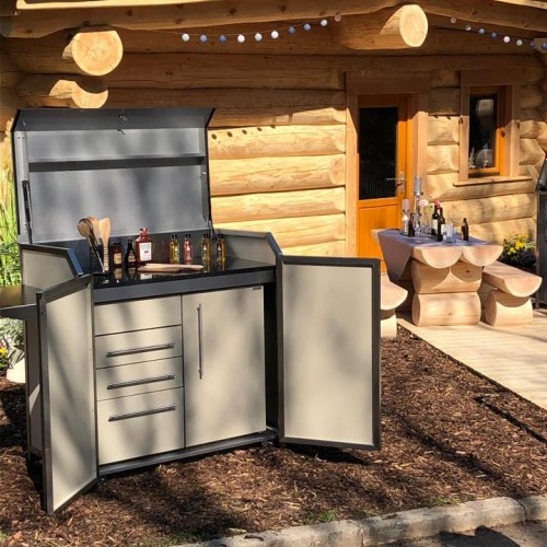 Outdoor kitchen Tirol